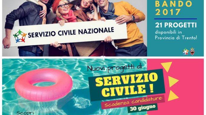 Servizio Civile Provinciale E Nazionale: Aperti I Bandi!