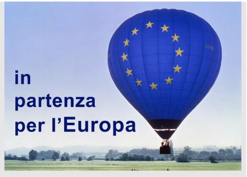 In Partenza Per L'Europa!!