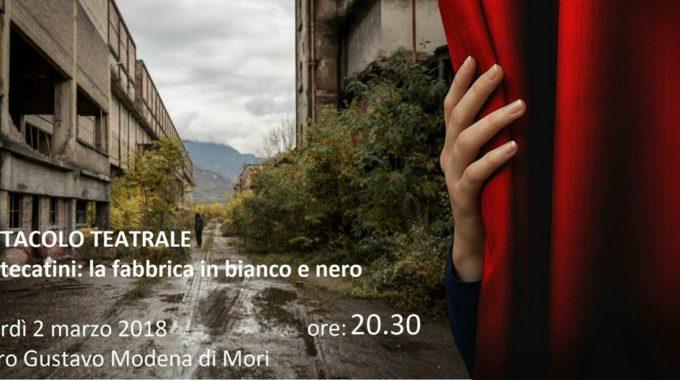 Montecatini: La Fabbrica In Bianco E Nero