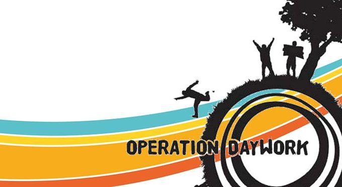 Operation Daywork – Cercasi Coordinatore/trice