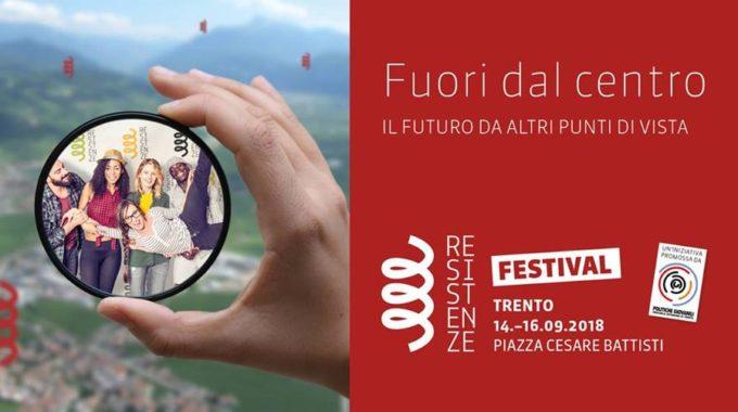 Festival Delle Resistenze – Trento