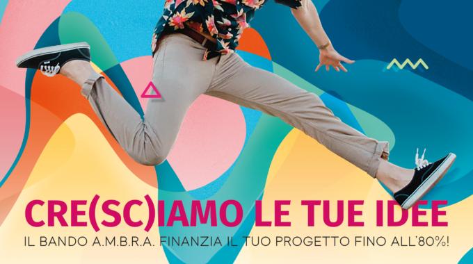 CRE(SC)IAMO LE TUE IDEE – Bando 2019