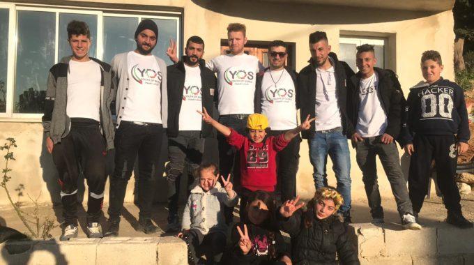 L'associazione Operation Daywork Cerca Volontari/e Per Il Suo Viaggio In Cisgiordania!
