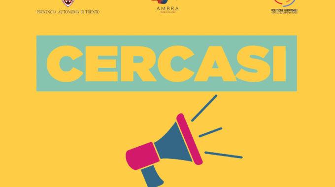 Il Piano Giovani AMBRA Cerca Giovane Under 30 Con Competenze Grafiche E Di Social Media Management!